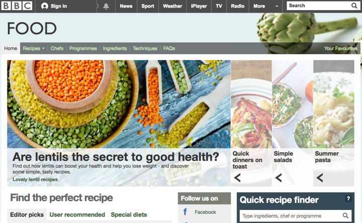 In defence of bbc food unthinkable forumfinder Image collections
