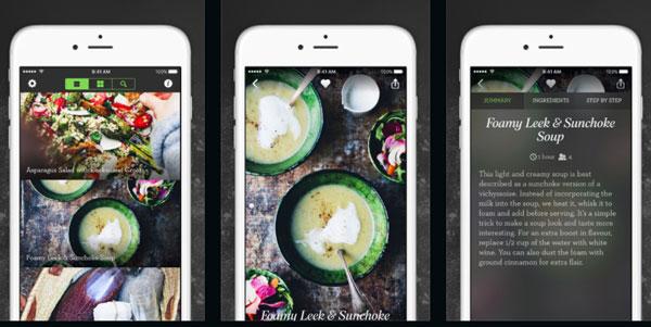The Green Kitchen App Has Been Created By David U0026 Luise U2013 The Scandinavian  Creative Duo Behind Award Winning Vegetarian Food Blog Green Kitchen  Stories.